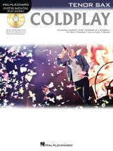 Instrumental Play Along - Coldplay Tsax + Cd - Flute