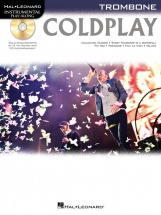 Instrumental Play Along - Coldplay + Cd - Trombone