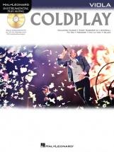 Instrumental Play Along - Coldplay + Cd - Viola