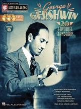 George Gershwin - Jazz Play-along Volume 45 - B Flat Instruments