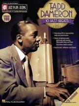 Jazz Play Along Vol.168 - Tadd Dameron + Cd