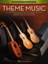 Theme Music Ukulele Ensembles Uke Ensemble - Ukulele