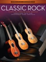 Classic Rock Ukulele Ensembles Mid-intermediate - Ensemble