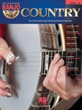 Banjo Play Along Volume 2 Country + Cd - Banjo