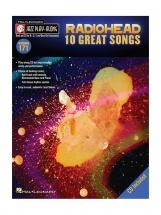 Jazz Play Along Vol.171 - Radiohead + Cd