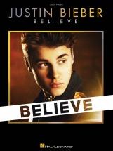Bieber Justin Believe Easy - Piano Solo