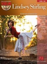 Violin Play Along Volume 35 Stirling - Lindsey + Cd - Violin