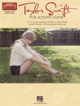 Swift Taylor For Acoustic Guitar Strum It - Melody Line, Lyrics And Chords
