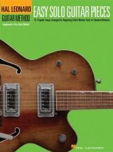 Guitar Method Easy Solo Guitar Pieces - Guitar