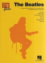 Beatles The Beginning Solo Guitar - Guitar
