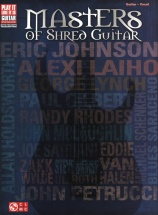 Masters Of Shred Guitar Play It Like It Is Guitar - Voice