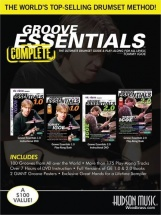 Igoe Tommy - Groove Essentials 1.0 / 2.0 Complete - Batterie
