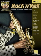 Saxophone Play Along Vol.1 - Rock