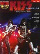 Guitar Play Along Volume 168 Kiss Classics + Cd - Guitar