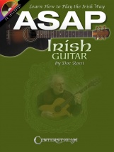 Asap Irish Guitar Learn How To Play The Irish Way + Cd - Guitar Tab