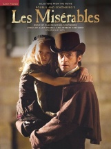 Boublil And Schonberg Les Miserables Easy Piano Selections From Movie - Piano Solo