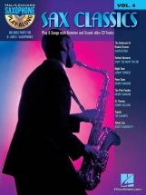 Saxophone Play Along Vol.4 - Sax Classics + Cd