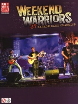 Weekend Warriors 37 Garage Band Classics - Guitar Tab