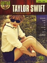 Guitar Play Along Volume 169 - Swift Taylor + Cd - Guitar Tab