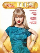 Taylor Swift - E-z Play Today Volume 130 - Taylor Swift - Piano Solo