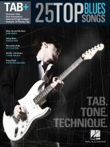 Tab+ - 25 Top Blues Songs - Guitar Tab
