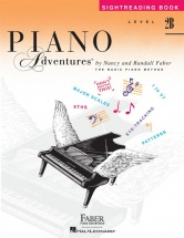 Piano Adventures - Sightreading- Level 2b - Piano Solo