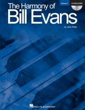Evans Bill - Harmony Of Keyboard + Cd - Piano Solo