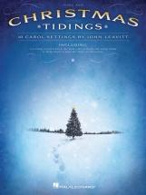 Christmas Tidings 10 Carol Settings - Piano Solo
