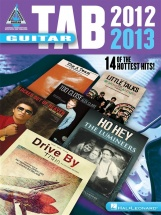 Guitar Tab 2012-2013 Songbook Guitar Recorded Version - Guitar
