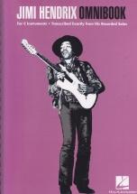 Jimi Hendrix - Omnibook (c Instruments)