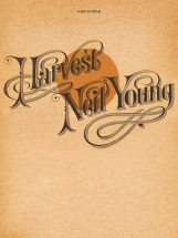 Young Neil - Harvest Easy Guitar - Guitar