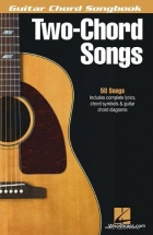 Guitar Chord Songbook: Two-chord Songs