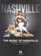 The Music Of Nashville Season 1 Volume 1 - Pvg