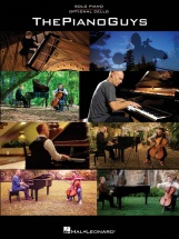 The Piano Guys Solo Piano With Optional Cello Pf/vlc - Piano Solo