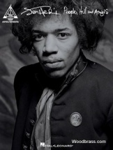 Hendrix Jimi -  People, Hell and Angels Tab