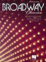 Broadway Classics Big Note - Piano Solo