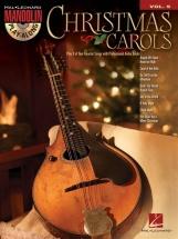 Mandolin Play Along Volume 9 Christmas Carols Mand + Cd - Mandolin