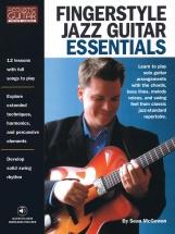 Sean Mcgowan - Fingerstyle Jazz Guitar Essentials