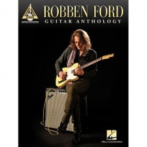 Robben Ford - Guitar Anthology - Tab