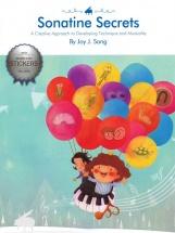 Educational Piano Library Sonatine Secrets - Piano Solo