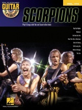 Scorpions - Guitar Play Along Vol.174 + Cd - Guitare Tab