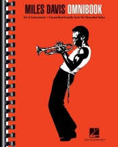 Miles Davis - Omnibook (c Instruments)
