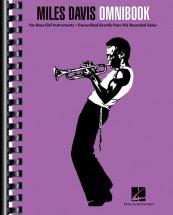 Miles Davis - Omnibook (bass Clef Instruments)