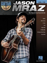 Mraz Jason - Guitar Play Along Vol.178