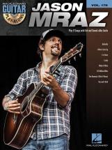 Mraz Jason - Guitar Play Along Vol.178