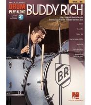 Drum Play-along Vol.35 - Buddy Rich