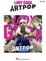 Lady Gaga - Artpop - Easy Piano