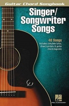 Guitar Chord Songbook - Singer/songwriter Songs
