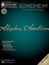 Jazz Play Along Vol.183 - Sondheim + Cd
