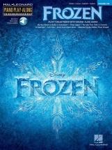 Frozen -  Piano Play-along Vol.128